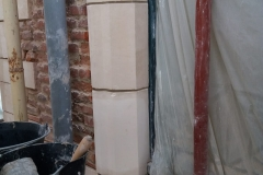contour fenetre renovation facade après