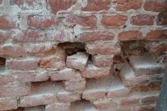 renovation mur deterioré