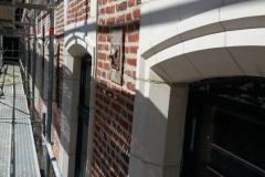 renovation mur façade
